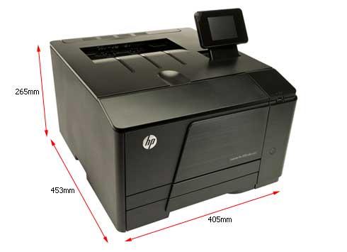 Impressora Hp Laser Colorida Rede Cabo e WIFI Aceita Recarga  - HARDFAST INFORMÁTICA