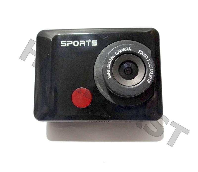 Camera FHD VD5000 60Fps Disparador Remoto 1080p 12Mp Fisheye Tipo GoPro Hero Zoom Video e Foto  - HARDFAST INFORMÁTICA