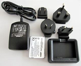 Kit Bateria Garmin Zumo 220 660 Carregador Tomada Cabo USB 010-11143-01  - HARDFAST INFORMÁTICA