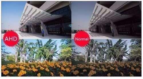 Câmera Infra Ahd Ir Cut 36 Leds 1.3 Mega Hd Segurança Chuva CFTV Digital  - HARDFAST INFORMÁTICA