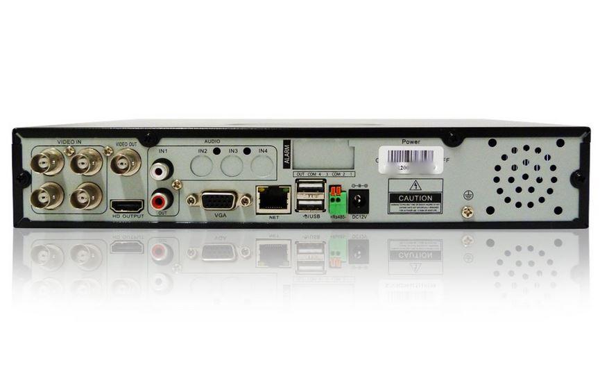 Dvr Stand Alone 16 Canais Cftv H.264 480Fp Hdmi Aprica Video Qualidade Cameras  - HARDFAST INFORMÁTICA