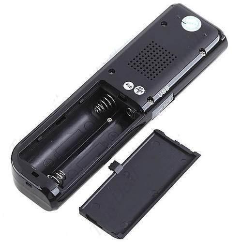 Gravador De Voz Digital 8Gb Memória Espião Pequeno Discreto Escuta  - HARDFAST INFORMÁTICA