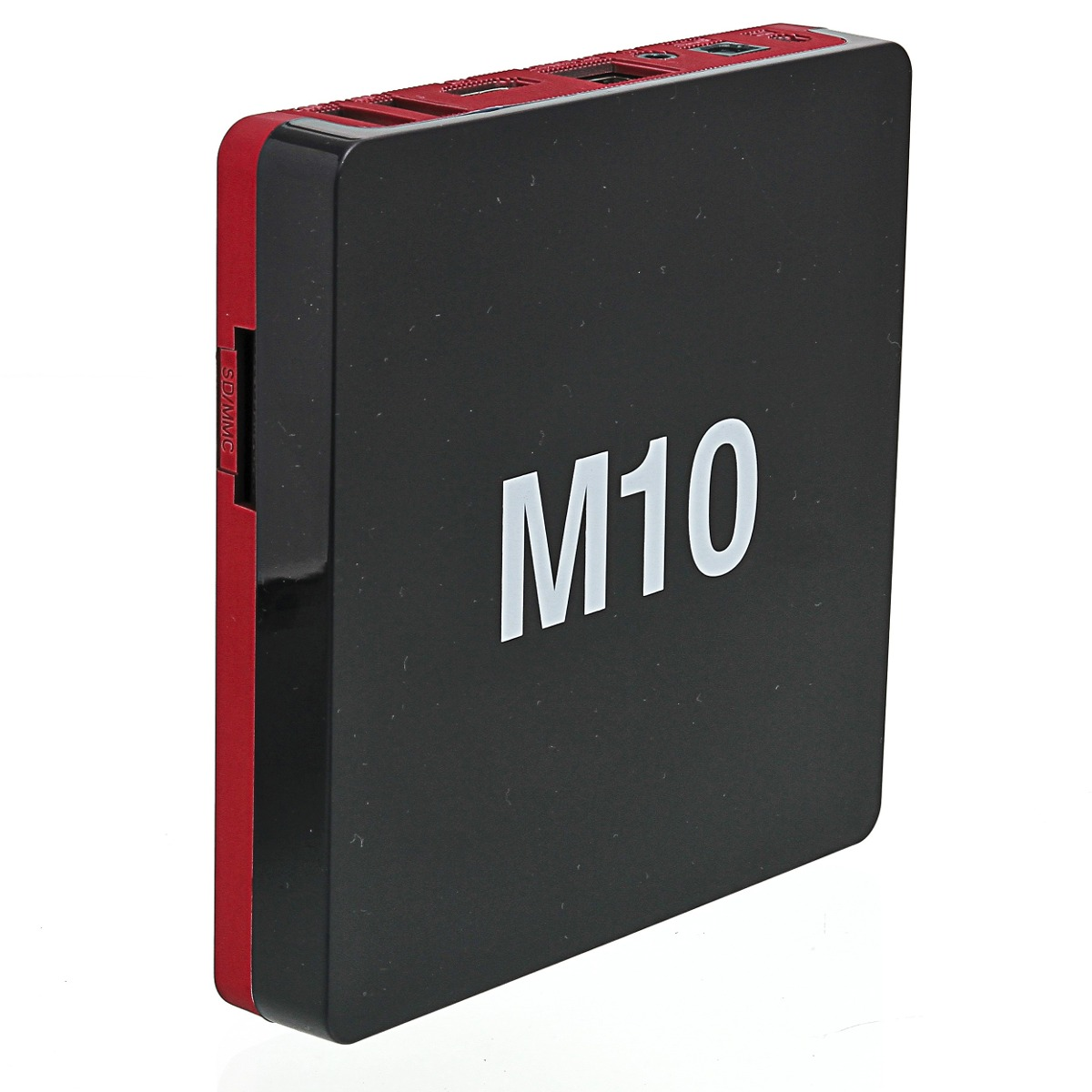 Tv Box Android 4.4 Tv Modelo M10 4k Gamer Netflix Quad Wifi Facebook Miracast Jogos Snes  - HARDFAST INFORMÁTICA