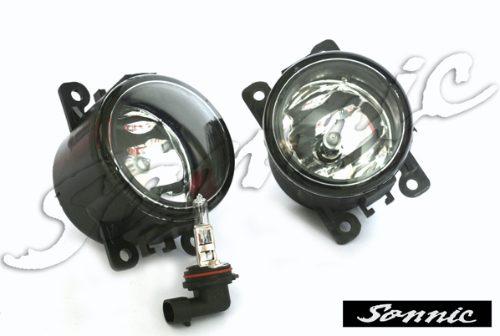 Kit Farol de Milha/Neblina Peugeot 307/Megane/Laguna/C4/C3 - SONNIC SOUND