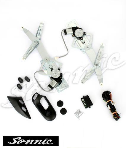 Kit Vidro Elétrico 4p Corsa Classic Sensorizado/Inteligente - SONNIC SOUND