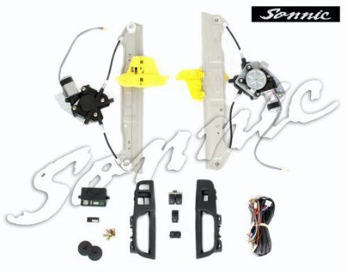 Kit Vidros Elétricos Saveiro G5 - SONNIC SOUND