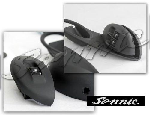 Kit Vidro Elétrico Palio 2P / 4 P Dianteiro - Sensorizado - SONNIC SOUND
