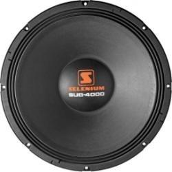 Subwoofer Selenium 18SW4000 40Hms Sub 18´  2000 Watts RMS - SONNIC SOUND