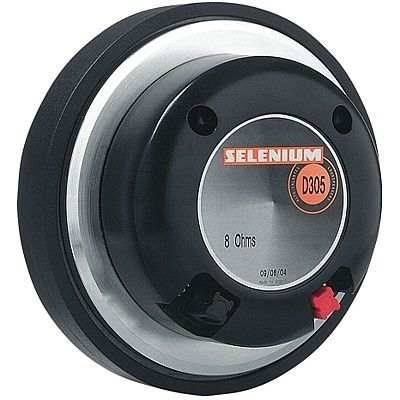 Drive Selenium D305 Fenolico 75 Watts RMS - SONNIC SOUND
