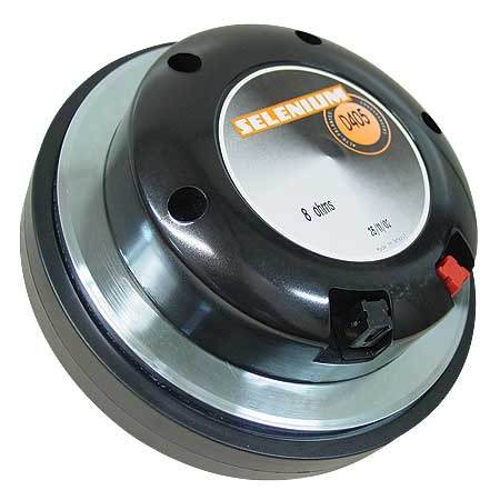 Drive Selenium D405 Fenolico 100 Watts RMS - SONNIC SOUND