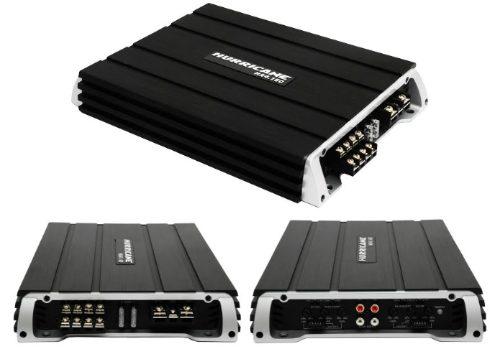 Modulo Amplificador Hurricane Ha 4.160 640w Rms 4 Canais Estéreo / Mono - SONNIC SOUND