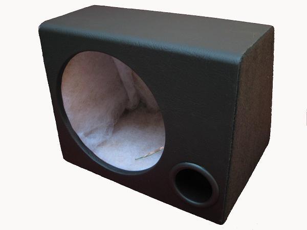 Caixa Dutada Para Subwoofers De 12 Polegadas Universal 30l - SONNIC SOUND