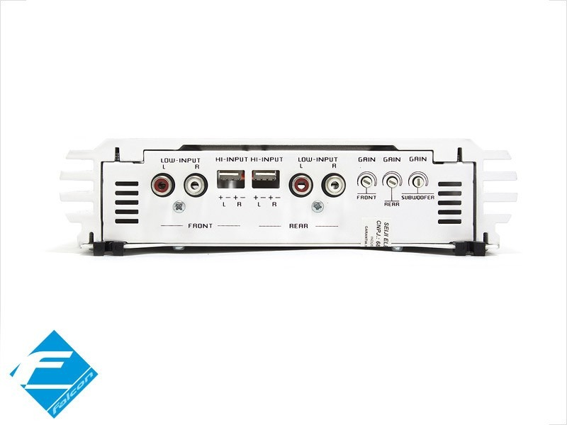 Modulo De Potencia Falcon Hs1100s 5 Canais Mono Sub Stereo - SONNIC SOUND