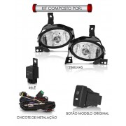 Kit Farol de Milha (Neblina Auxiliar) Honda CRV 2010/2011/2012 - SONNIC SOUND