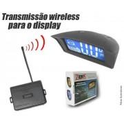 Sensor de Estacionamento Ré Display Lcd Wireless 4 Pontos - SONNIC SOUND
