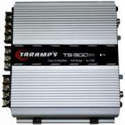 Modulo Amplificador Taramps Ts 300 4 Canal 300w RMS - SONNIC SOUND