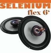 Alto Falante Triaxial Selenium 6TR5A Flex 6´ 25W RMS por Falante - SONNIC SOUND