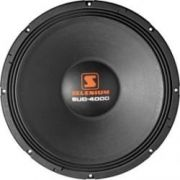 Subwoofer Selenium 18SW4000 40Hms Sub 18´  2000 Watts RMS - SONNIC SOUND