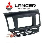 Moldura painel Mitsubishi Lancer - SONNIC SOUND