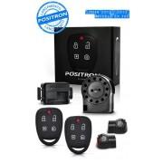Alarme Positron Carro Exact Ex330 Cyber 2013 - SONNIC SOUND