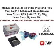 Modulo de subida  de vidros Tury Honda Civic PRO4.23A - SONNIC SOUND