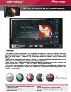 Dvd Player Avh-8580bt Bluetooth Mixtrax Tela 7