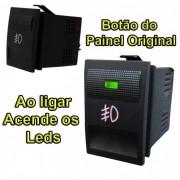 Kit Farol De Milha Neblina Auxiliar Gol/Saveiro/Parati G4 - SONNIC SOUND