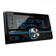 Cd Player Automotivo 2 Din C/ Usb E Aux - Kenwood Dpx 300u - SONNIC SOUND