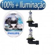 Kit Lampada Philips Xtreme Vision Hb4 55w 12v