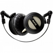 Fone De Ouvido Akg K404 - Headphone - On Ear Garantia Harman - SONNIC SOUND