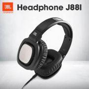 Fone de Ouvido Jbl E35 On Ear Com Controle Original Preto - SONNIC SOUND
