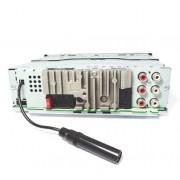 Cd Mp3 Player Pioneer Deh-X8780BT Golfinho Usb / 6 Saídas Rca - SONNIC SOUND