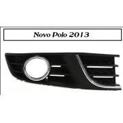 Kit Farol De Milha Neblina Auxiliar Polo 2013/2014 Botão No Painel - SONNIC SOUND