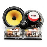 Kit 2 Vias NAR Audio 650-CS-3 6