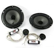 Kit 2 Vias Nar Audio 600 Cs1 Falante + Tweeter + Crossover - SONNIC SOUND