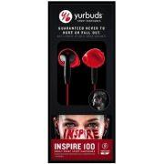 Fone De Ouvido JBL Yurbuds Esportivo Inspire 100 Ironman Vermelho - SONNIC SOUND