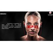 Fones Yurbuds Ironman Harman Sports Twistlock Inspire 400 - SONNIC SOUND