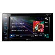 Dvd Player Pioneer Avh-A208BT Bluetooth-tela 6.1 Usb+ Camera - SONNIC SOUND