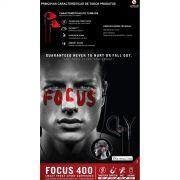 Fone De Ouvido Yurbuds By Jbl Focus 400 (vermelho) - SONNIC SOUND