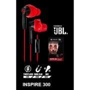 Fone De Ouvido Jbl Yurbuds Esportivo Inspire 300 Red Ironman - SONNIC SOUND