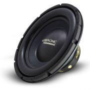 Subwoofer 10 200rms Sensation S1-10 S2 Audiophonic B.simples - SONNIC SOUND