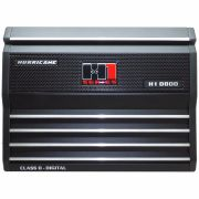 Modulo Amplificador Hurricane H1d 800w Rms Digital 1 Canal - SONNIC SOUND