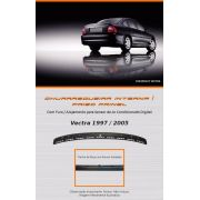 Churrasqueira Interna Painel Vectra 1997 A 2005 Com Ar Digital AP887 - SONNIC SOUND