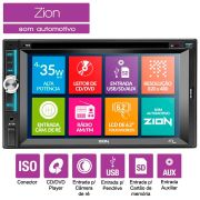 Dvd 2 Din Multilaser Evolve Light P3321 Touch Screen Bluetooth Mirrorlink - SONNIC SOUND