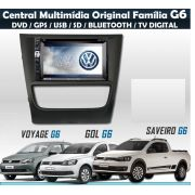 Central Multimidia  EVOLVE Gol/Voyage/Saveiro G6 - SONNIC SOUND