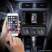 Mirror Cast Espelhamento Iphone E Android Dvd Carro Wi-fi Multilaser - SONNIC SOUND