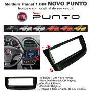 Moldura Painel Punto 2012/2013/2014/2015 Linea 2015 AP689 - SONNIC SOUND