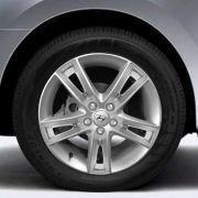 Aplique Roda Calota Hyundai I30 Cromada 0910/11/12 Novo AP618 - SONNIC SOUND
