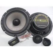 Kit 2 Vias Audiophonic Sensation Ks 6.2 130w Rms 6.5 +rca - SONNIC SOUND