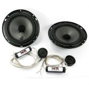 Kit 2 Vias Nar Audio 600 Cs1 6 +kit 2 Vias 525cs-1 5  200rms - SONNIC SOUND